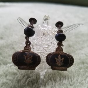 Vintage Mia Screw Back Earrings