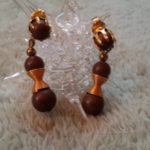 Ashlie Clip On Earrings