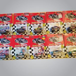 Lot of 10 Racing Champions Cars from 1995