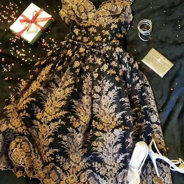 Dress by Senmont