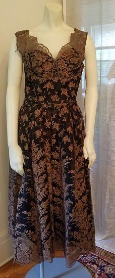 Lace Dress by Senmont