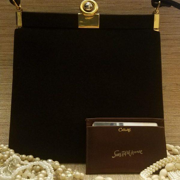 Vintage Brown Coblentz Handbag