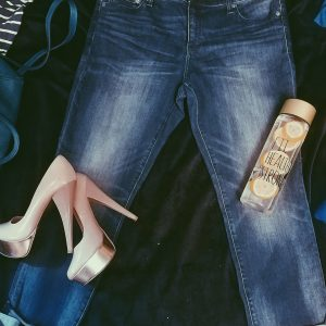 Gap Girlfriend Jeans