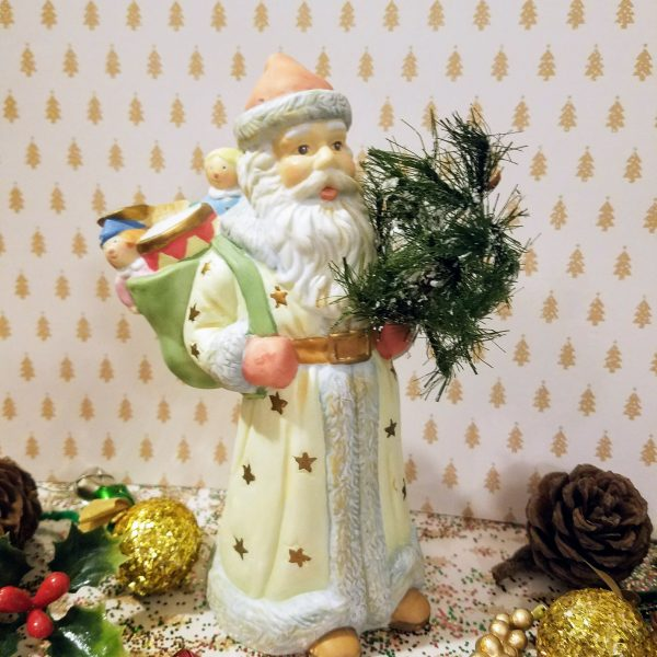 White Star Robe Santa