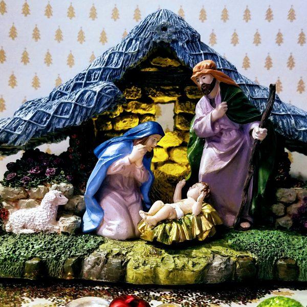 Teleflora Nativity Scene