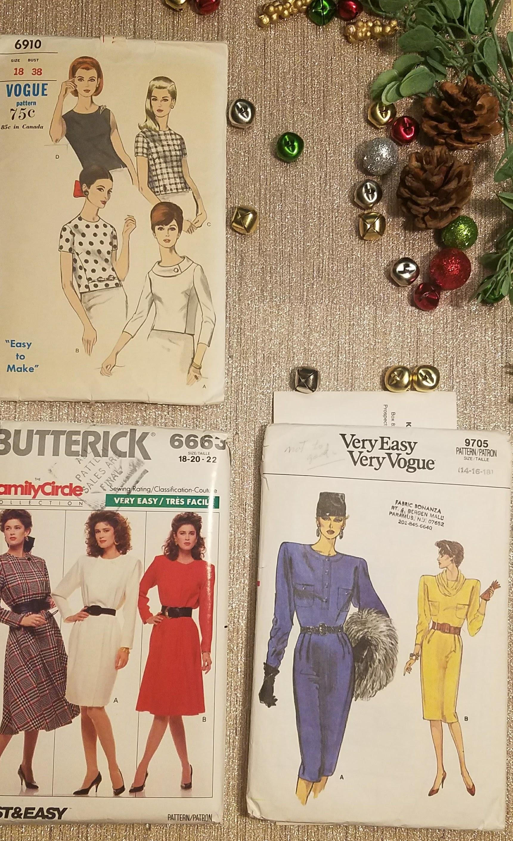 Vintage to Modern Patterns