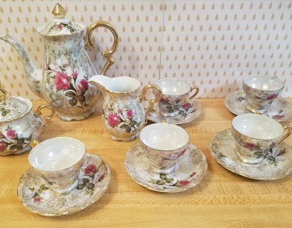 Betson Demitasse Tea Set